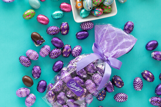 Let the Chocolates Come to You This Easter